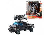 Праймбот H603/8109, робот, трансформер, превращается во внедорожник, оружие, TM Play Smart, 5+
