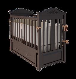 Дитячі ліжечка Woodman