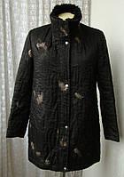 Куртка утепленная нарядная ilayda р.48 7208а