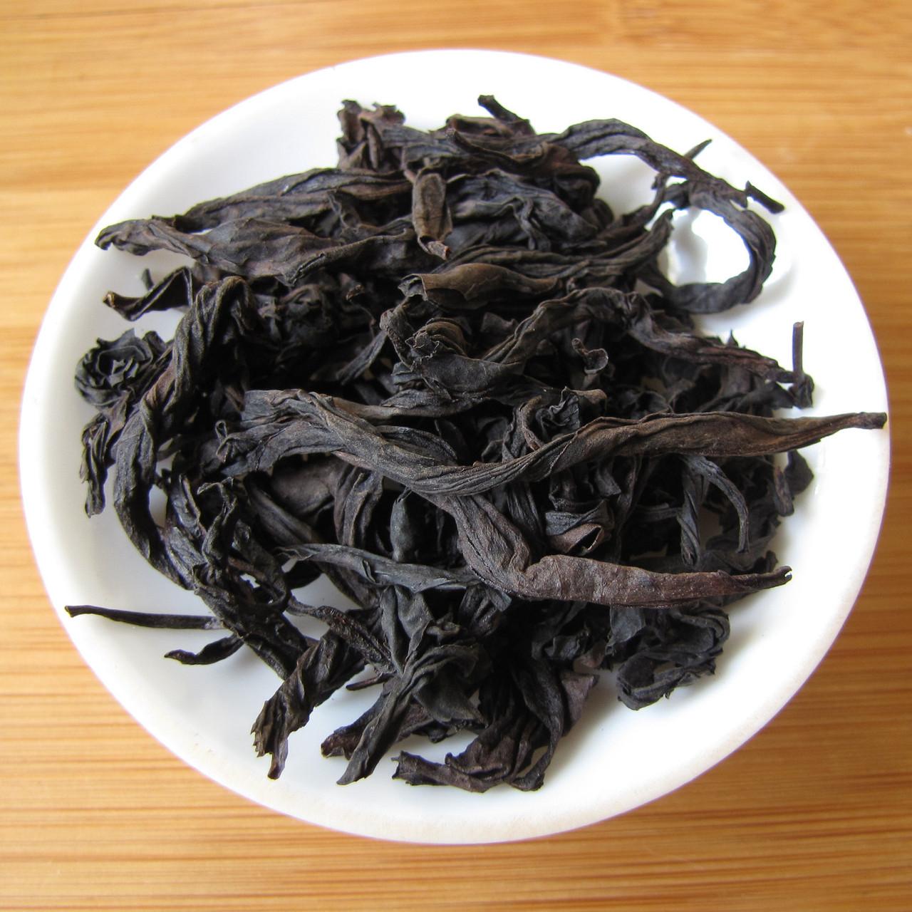 Китайский зелёный чай улун Да Хун Пао (Дахунпао) 50 грамм