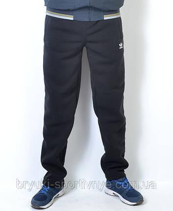 Штаны зимние спортивные мужские с логотипом, фото 2