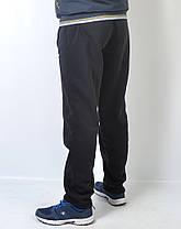 Штаны зимние спортивные мужские с логотипом, фото 3