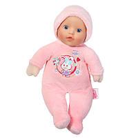 Кукла BABY BORN FIRST LOVE ПУПСИК 30 см, с погремушкой внутри, в ассорт. (821091)