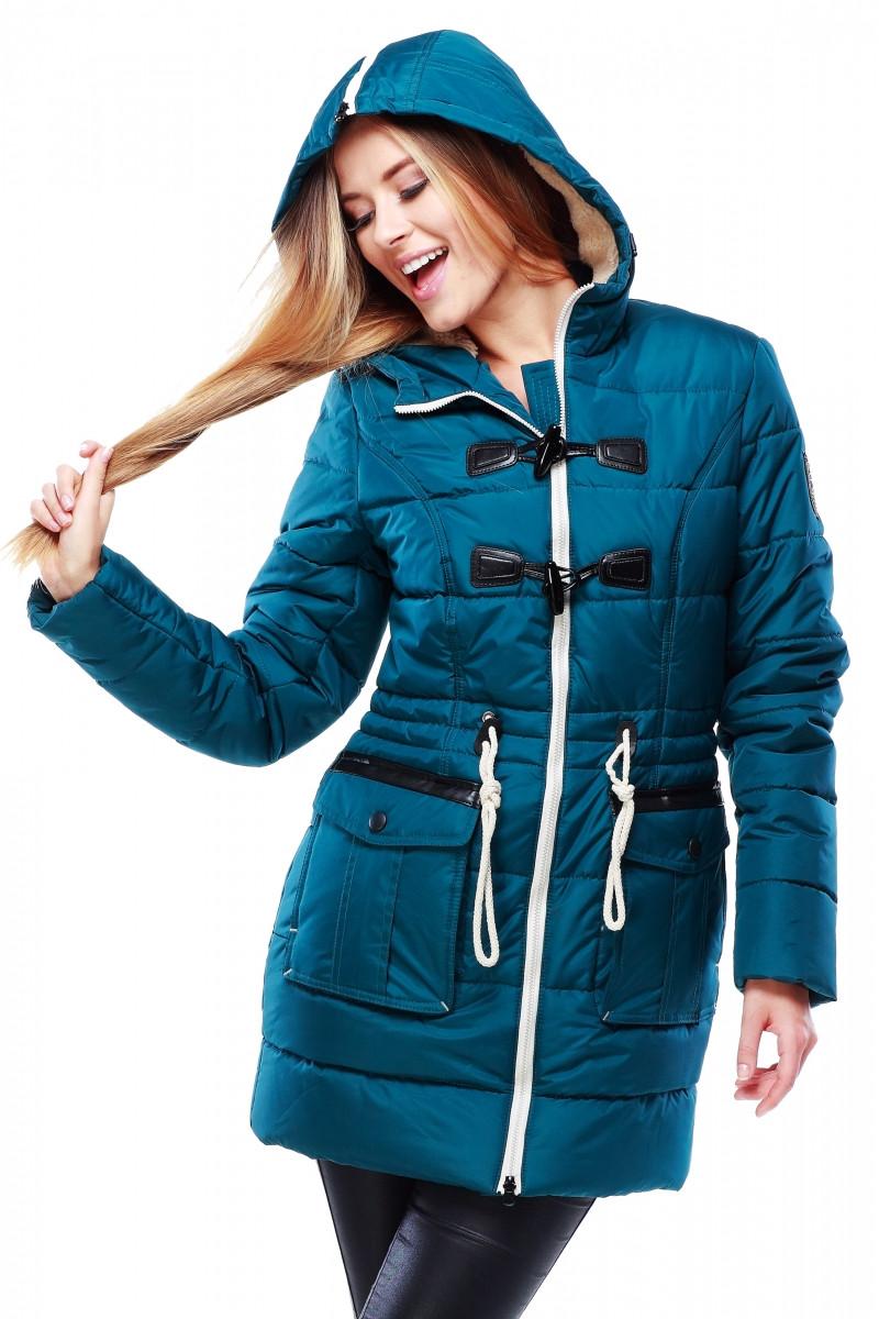 Зимняя одежда женская купить в интернет магазине