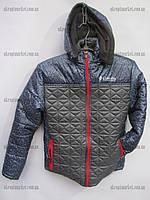 """Куртка на мальчика (8-12 лет) зимняя """"Segment"""" LM-528"""