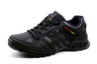Кроссовки Adidas Adipower Boost, мужские, черные, фото 1