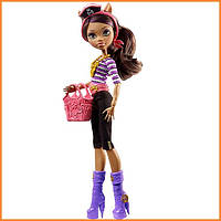 Кукла Monster High Клодин Вульф (Clawdeen Wolf) из серии Shriek Wrecked Монстр Хай