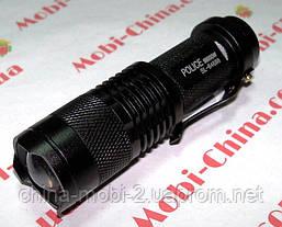 Фонарик LED Police BL-84688 99000W (без аккумулятора), фото 2