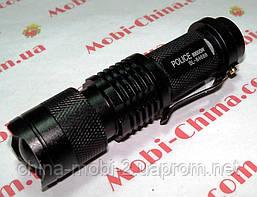 Фонарик LED Police BL-84688 99000W (без аккумулятора), фото 3