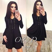 Модное красивое  платье