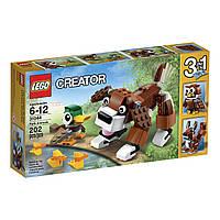 LEGO Creator Животные в парке 3 в 1 Park Animals 31044