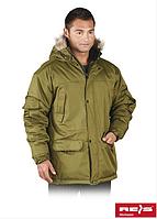 "Зимняя водонепроницаемая куртка ""Аляска"" (олива). Reis, Польша., фото 1"