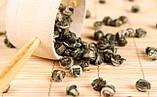Китайський зелений чай Жасминова перлина 50 грам, фото 2
