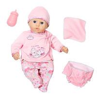 Интерактивная кукла MY FIRST BABY ANNABELL УДИВИТЕЛЬНАЯ МАЛЫШКА 36см с аксес. (794326)