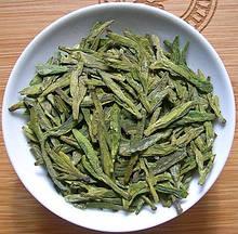Китайский зеленый чай Лунцзин 50 грамм