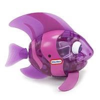 Little Tikes интерактивная игрушка серии Мерцающие рыбки Рыба ангел