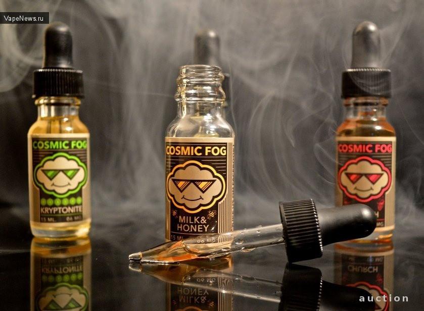 Жидкость для сигарет Cosmic Fog The Shocker 30 мл