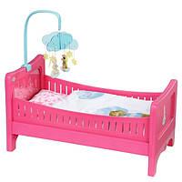 Интерактивная кроватка для куклы BABY BORN РАДУЖНЫЕ СНЫ с аксес. (822289)