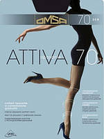 Колготки классические Omsa Attiva 70 den