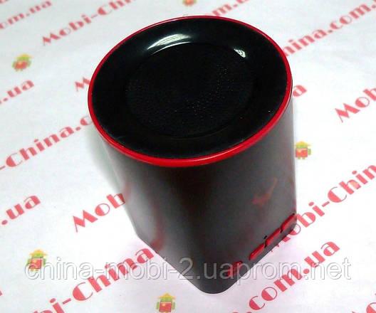 Портативна колонка Daniu DS-806 з Bluetooth FM MP3, фото 2