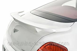 HAMANN rear spoiler for Bentley Continental GT