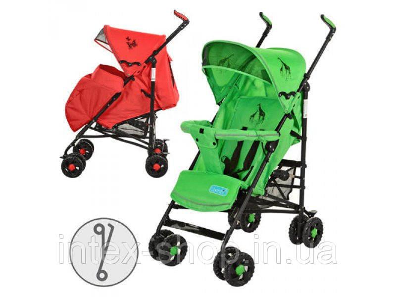 Коляска дитяча BAMBI 1109-3-5 G (Зелений)
