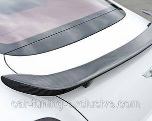 HAMANN rear spoiler carbon for Bentley Continental GT