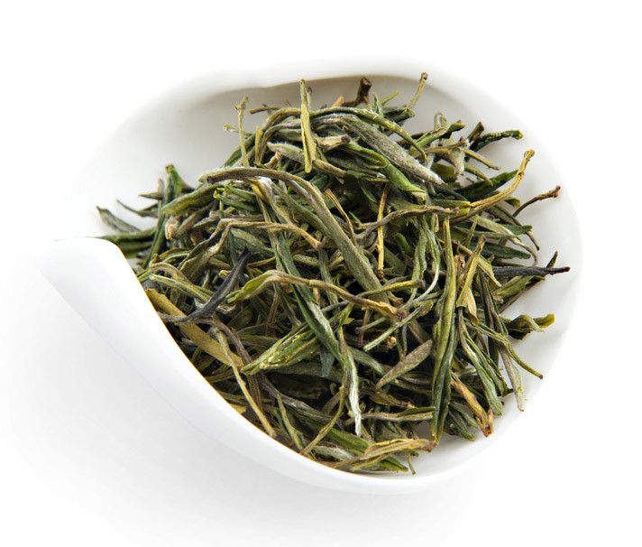 Китайский зеленый чай Маофен / мао фенг 50 грамм