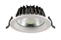 Светильник врезной PLATOS DLR132F/10W 56°, 3000K/4000K/6000K