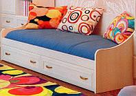 Кровать с ящиками детская Вега ф-ка SV Мебель