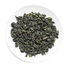 Китайский зеленый чай Билочунь 50 грамм