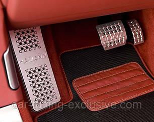 HAMANN pedal set for Bentley Continental GT