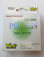 Леска Globe Polaris 30 m 0.25mm