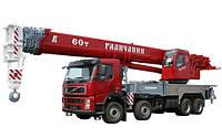 Автокран 30 тонн 36 м - стрела