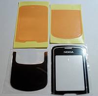 Стекло (комплект) для Nokia 8600 с проклейкой