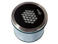 Сложности при установке грунтовых светильников