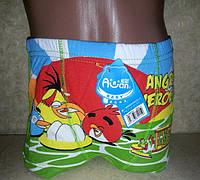 Боксерки, Трусы-шортики детские для мальчиков 4-6 лет, фото 1