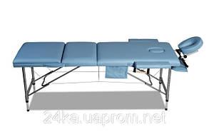 Массажный стол PBT 3 сегментный алюминиевый, фото 2