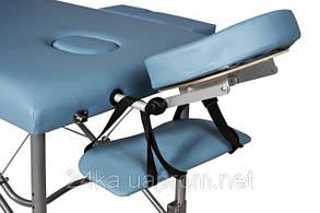Массажный стол PBT 3 сегментный алюминиевый, фото 3