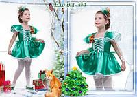 Детский карнавальный костюм Елочки.
