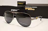 Мужские солнцезащитные очки Porsche Design 8615 серый