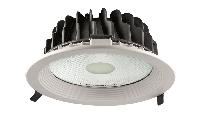 Светильник врезной PLATOS DLR190F/20W 56°, 3000K/4000K/6000K