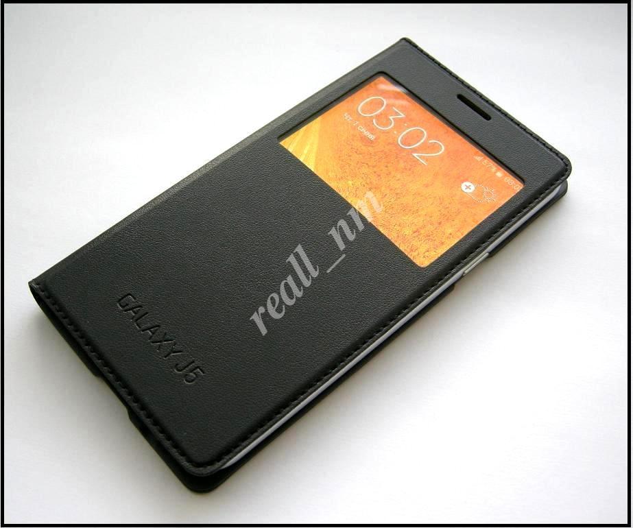 Чехол-книжка для Samsung Galaxy J7 J700H чехол черный