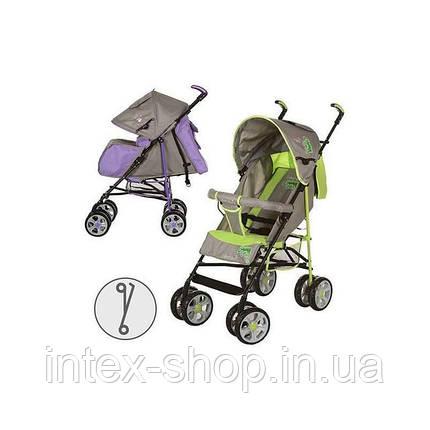 Коляска дитяча Bambi M 2108-3 V (Фіолетова), фото 2