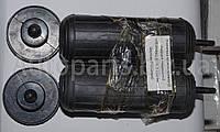 Пневмобаллоны баллоны в пружины(2 подушки надувные+2 отб) (d 74, h 215)  Белая Церко М.Д. 0,8-1,0(торцевые)