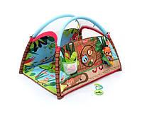 "Развивающий коврик – палатка ""Лесной домик"" Tiny Love"