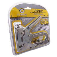 Степлер Сталь 62001 профессиональный 4-14 мм + 600 скоб (38720)