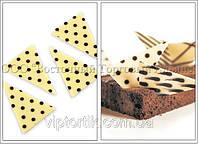 Шоколадні Трикутники — Горошок (490 шт в упаковці)