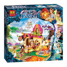 Конструктор Bela Fairy 10412 Азари и волшебная булочная 323 детали