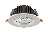 Светильник врезной AISLE SLR115R/10W 43°, 3000K/4000K/6000K